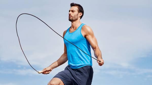طناب زدن ورزش های هوازی
