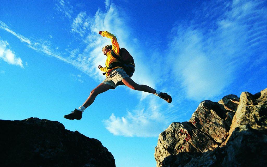 کوهپیمایی به عنوان یک ورزش هوازی مفرح