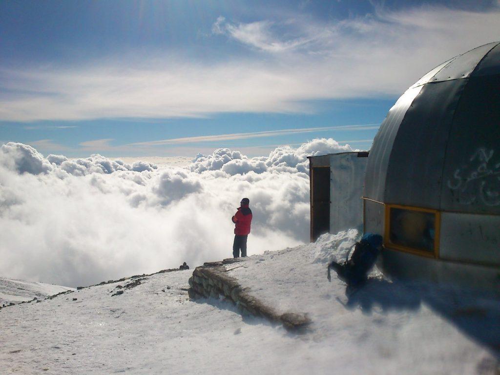 کوه های تهران