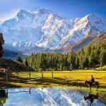 نهمین کوه بلند جهان نانگاپاربات