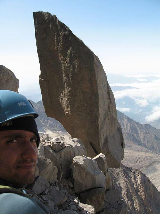 کوهنورد ایرانی