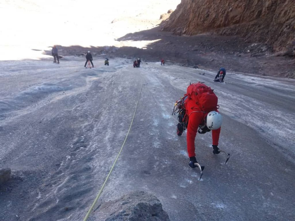 سبلان کوهنورد ایرانی