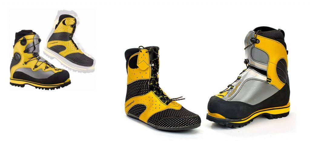 کفش کوهنوردی دو پوش