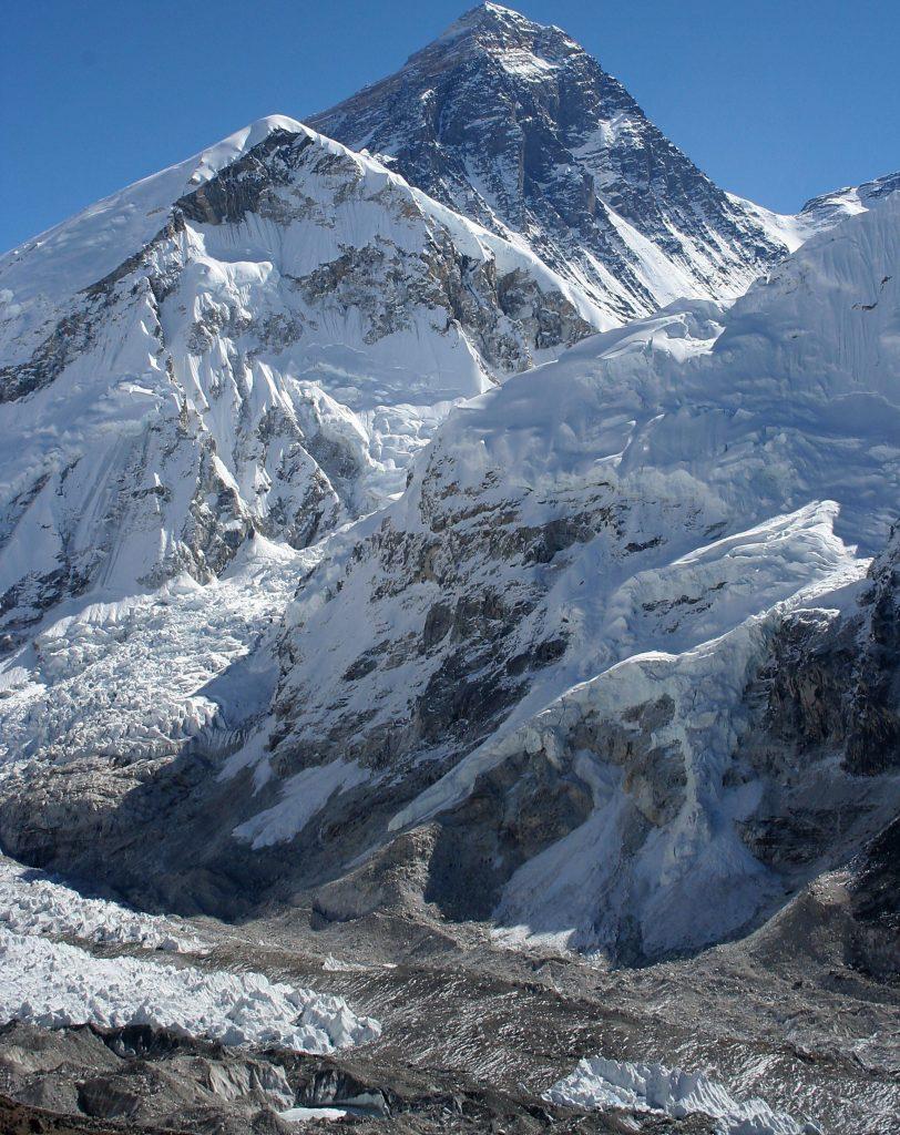 رشته کوه هیمالیا - اورست
