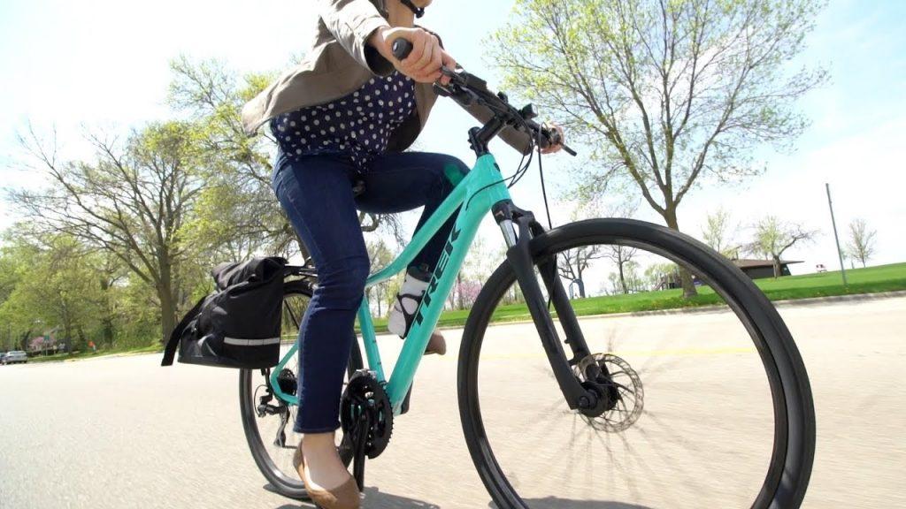 دوچرخه هیبریدی