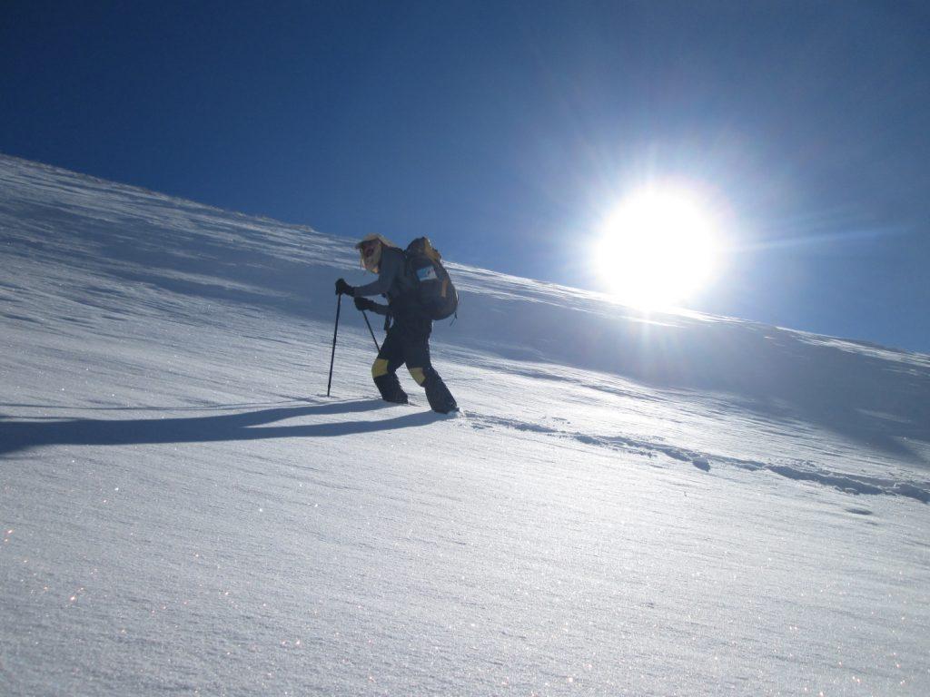 چک لیست وسایل کوهنوردی در زمستان