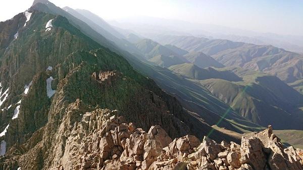 دوبرار - کوهنورد ایرانی