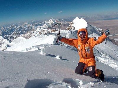 کوهنوردی زمستانه