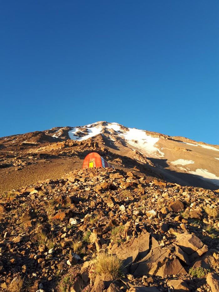 کوهنوردی دماوند