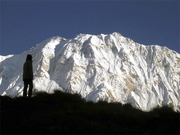 رخ جنوبی آناپورنا بلندترین کوه های جهان