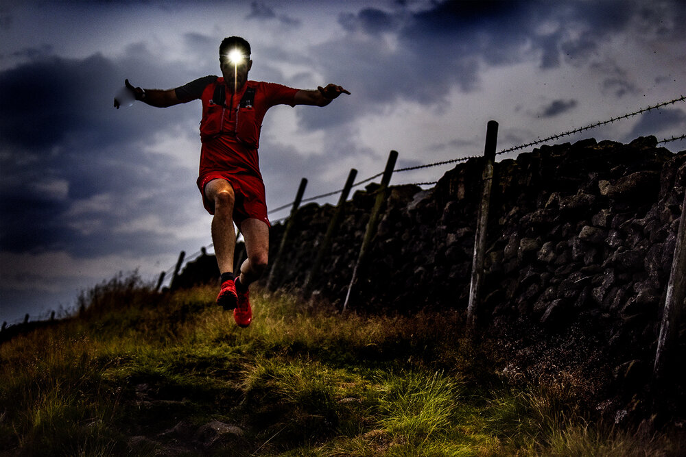 دویدن در طبیعت