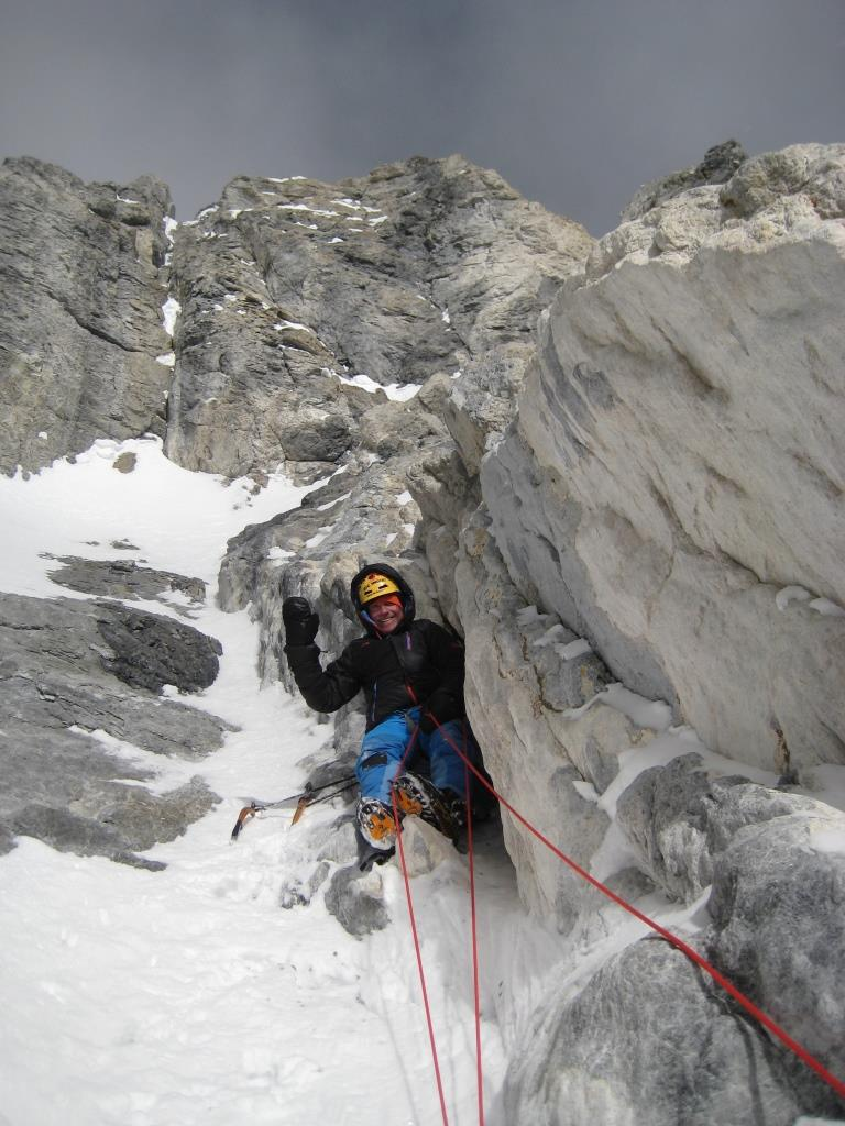 گاشربروم 1 ، یا کی5 و همچنین با عنوان قله پنهان. یازدهمین قله کره زمین به ارتفاع 8080 متر. این کوه در گیلگیت بالیستان در پاکستان قرار گرفته است. گاشربروم یک بخشی از رشته کوه گاشربروم ها می باشد. گاشربروم در زبان بالتی به معنای کوه زیبا می باشد.