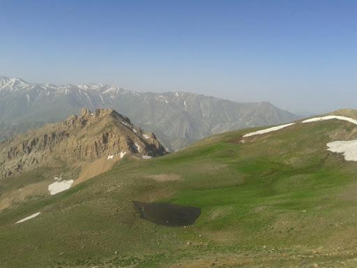 قله سیچال و کلون بستک