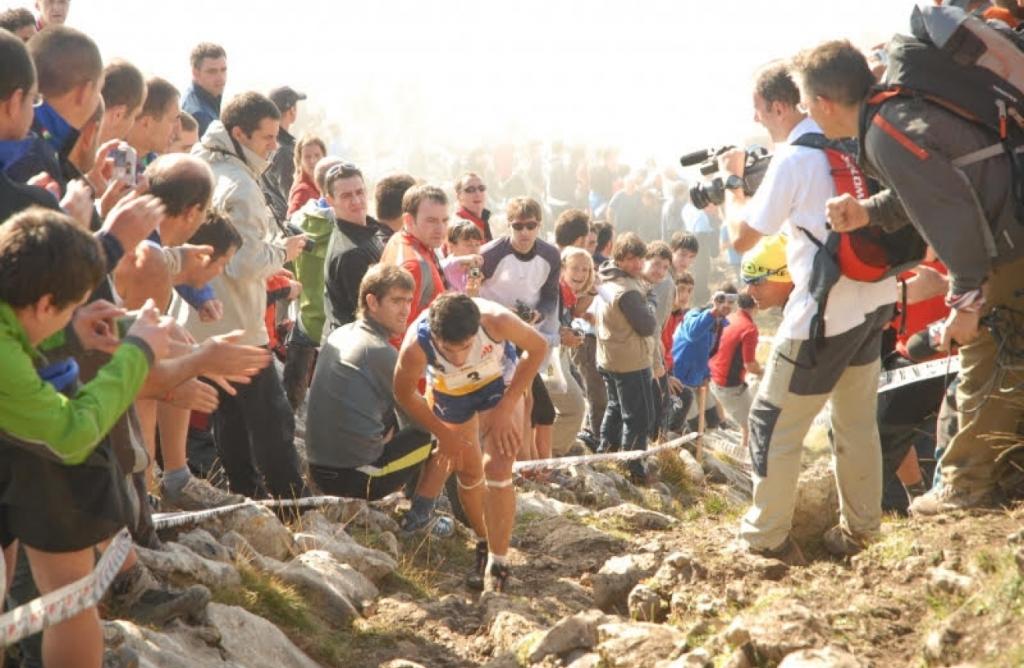کیلیان جورنت - موج کوه