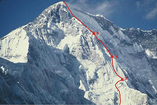 کوهنوردی - موج کوه