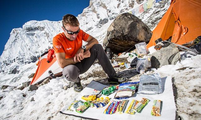 تغذیه کوهنوردی