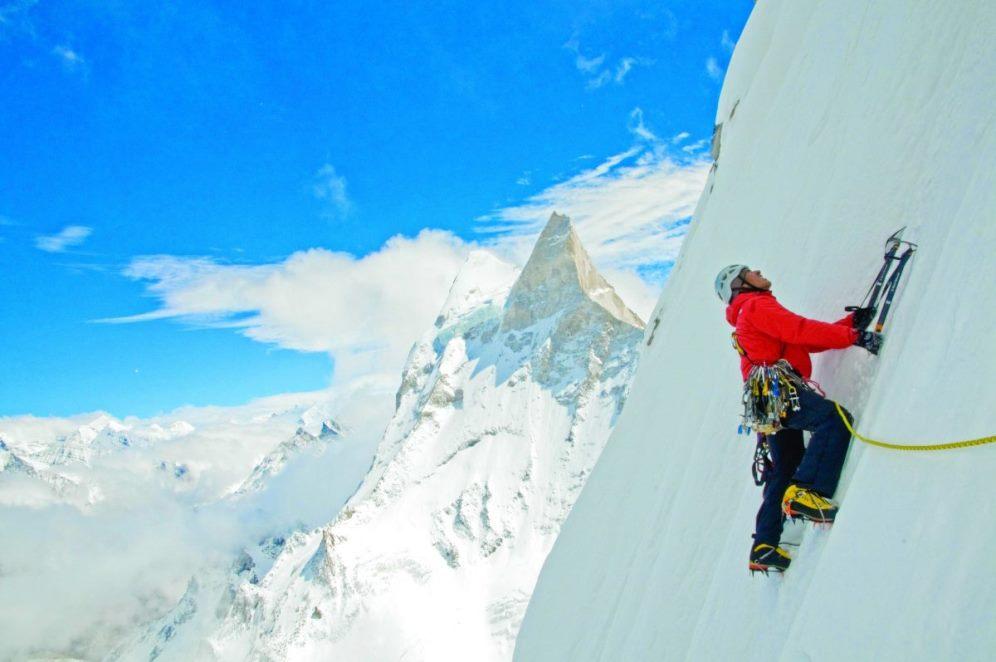 تمرین روانشناختی کوهنوردی