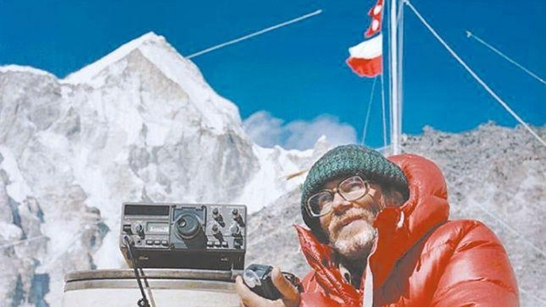 صعود زمستانی اورست - موج کوه