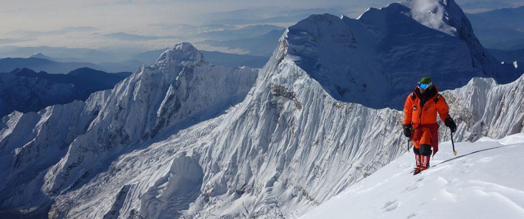 کارلوس سوریا - کوهنوردی