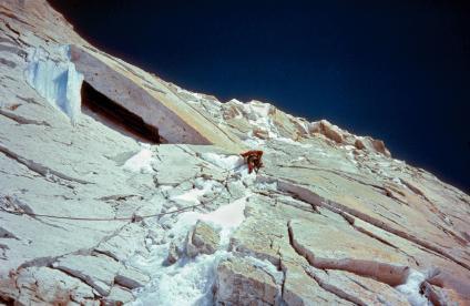 کوهنوردی - هنر تحمل کردن