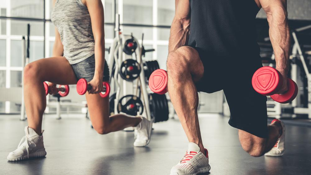 حرکت کوهنوردی برای تقویت ساق پا