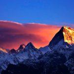 کمت - کوهنوردی