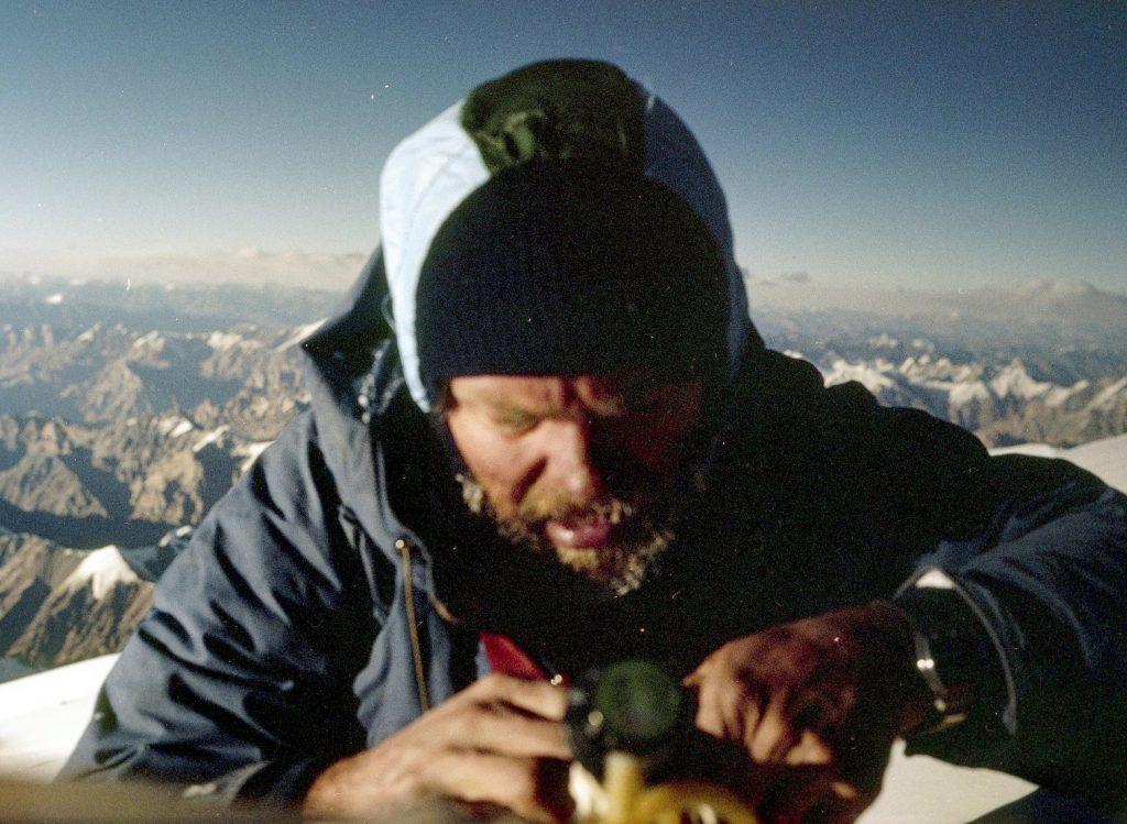 اولین صعود مسیر شمال شرقی کی2 و سومین صعود کوه در سال 1978 به قلم جیمز ویکوایر بازگردان موج کوه