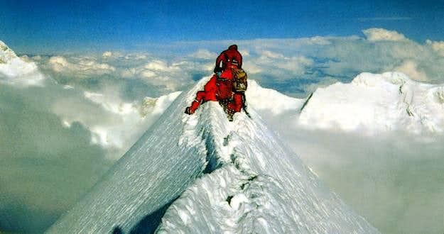 قله ژانو - موج کوه
