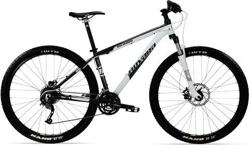 دوچرخه کوهستان - موج کوه