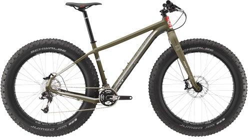 فت بایک - دوچرخه کوهستان