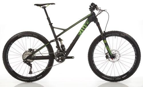 آل مونتین - دوچرخه کوهستان