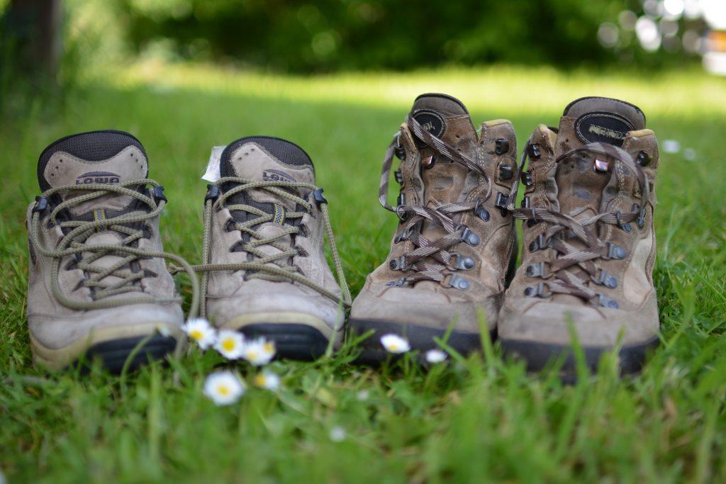 کفش تریل - کوهپیمایی