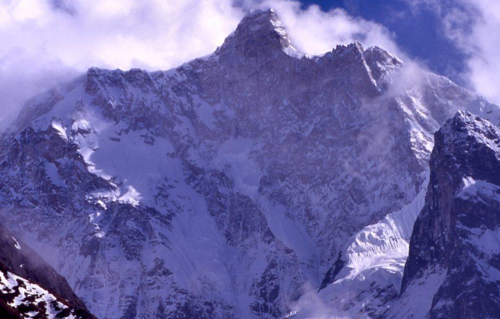 ژانو - قله های بالای 7000 متر