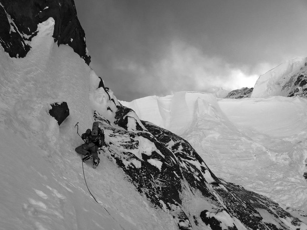 پوبدا - موج کوه