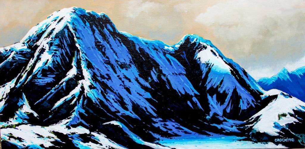 اولی اشتک آناپورنا موج کوه