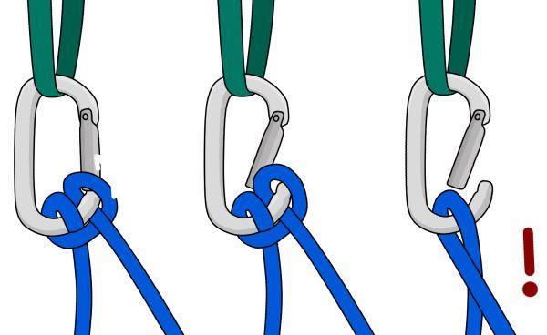 اتصال به کارگاه - کوهنوردی