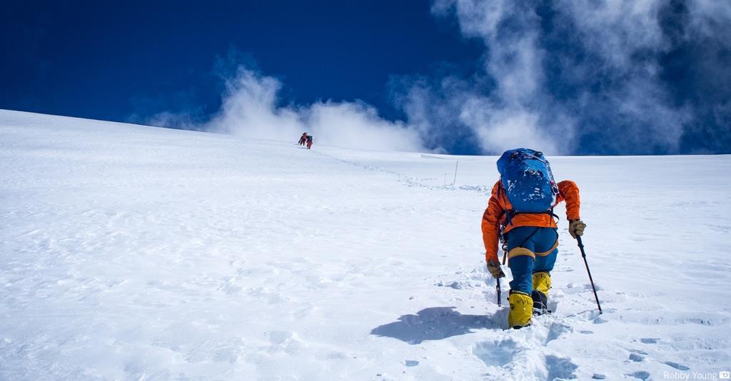 قدرت در کوهنوردی