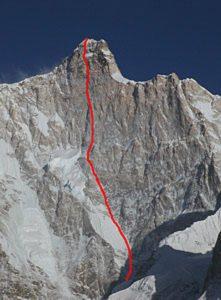 موج کوه - کوهنوردی