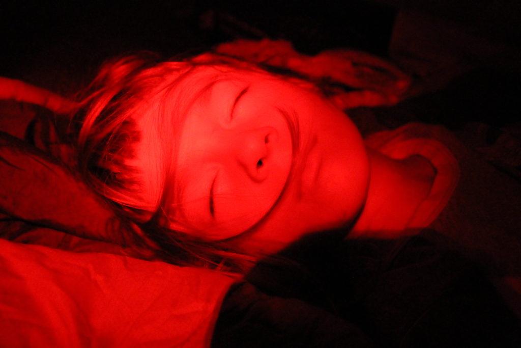 چراغ پیشانی - هدلامپ