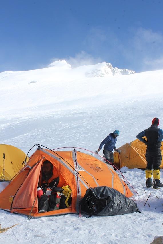 چادر کوهنوردی