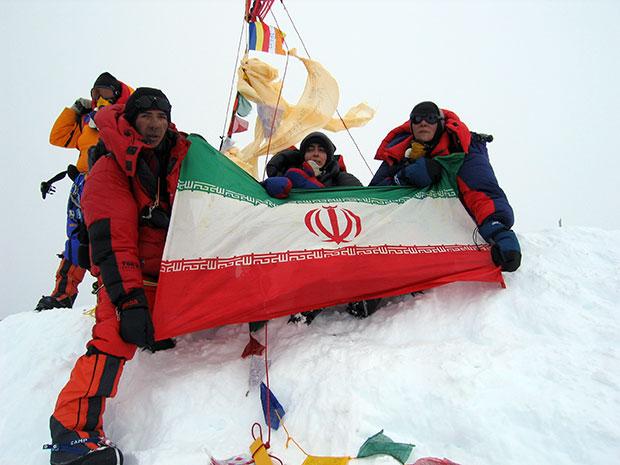 کوهنوردی بانوان