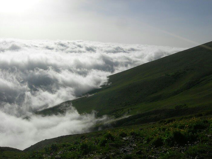 دامنه قله سماموس
