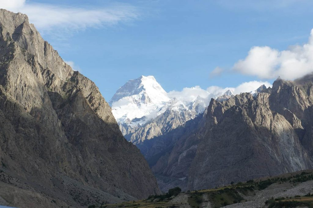 کوه های صعود نشده ماشربروم