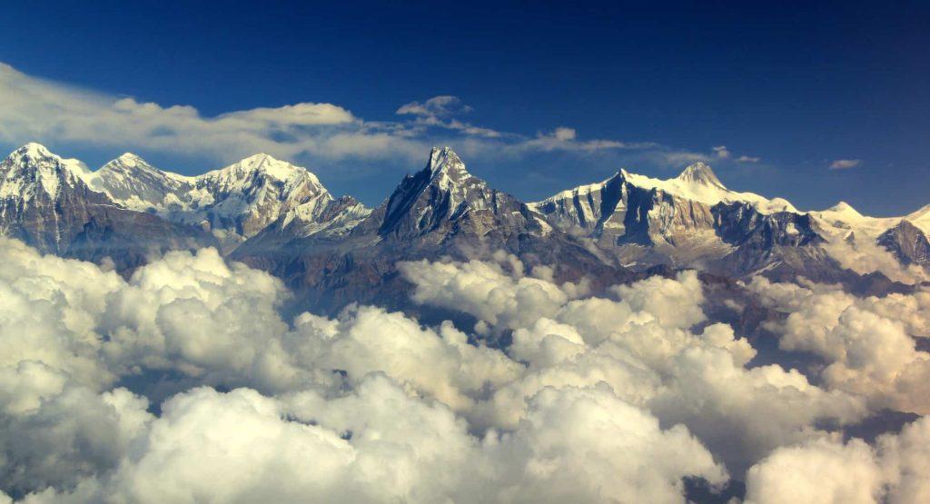 کوه های صعود نشده جهان