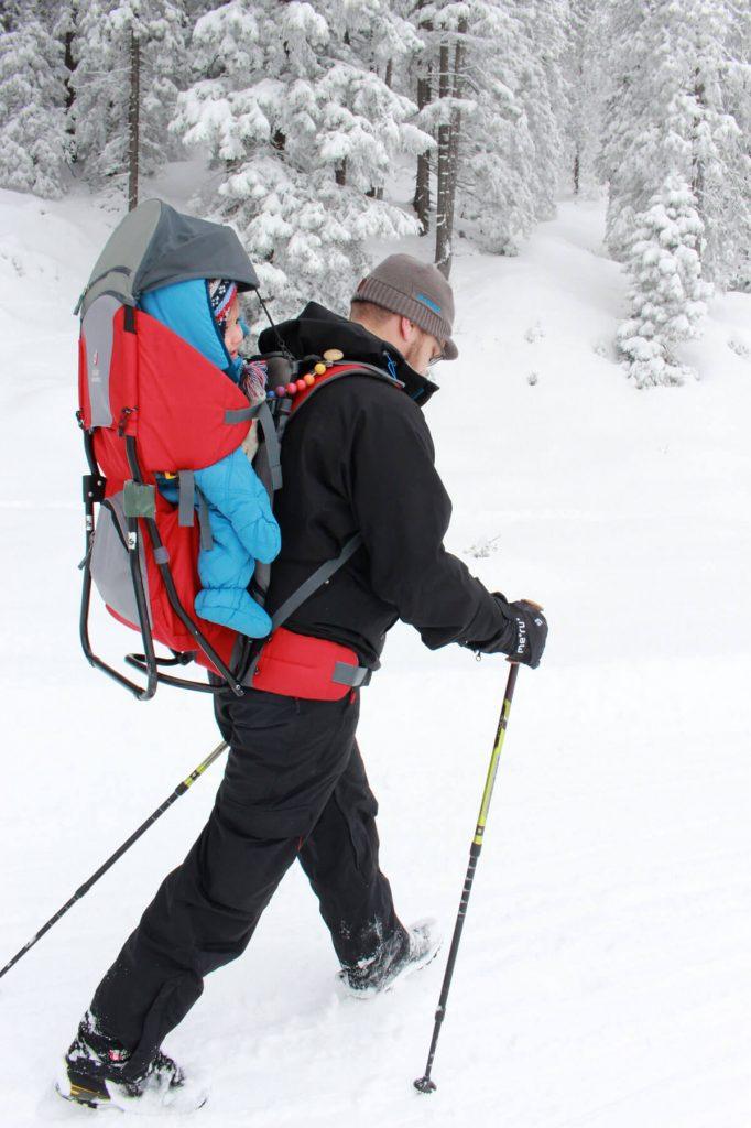 کوهنوردی با کودکان