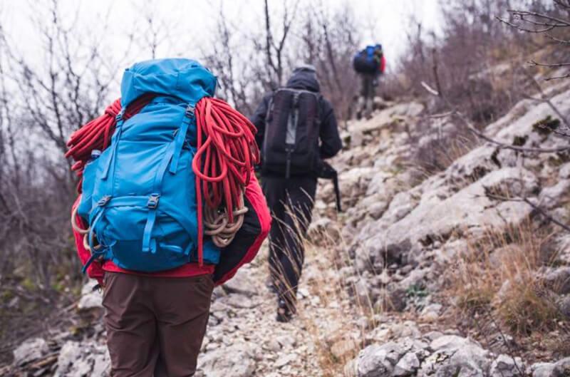انتخاب کوله پشتی کوهنوردی
