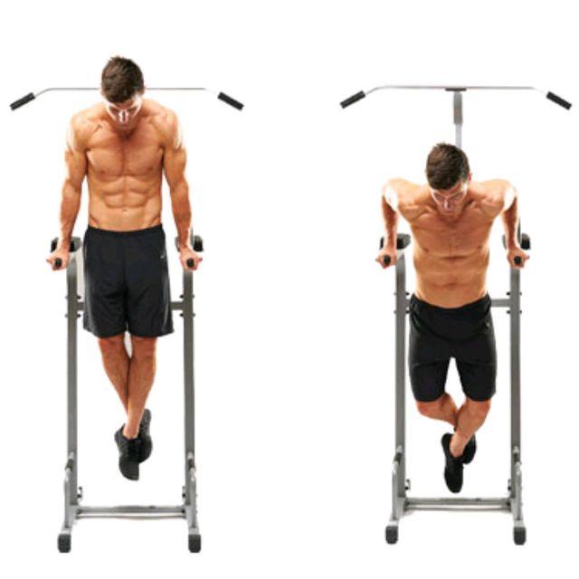 سنگنوردی و وزنه زدن