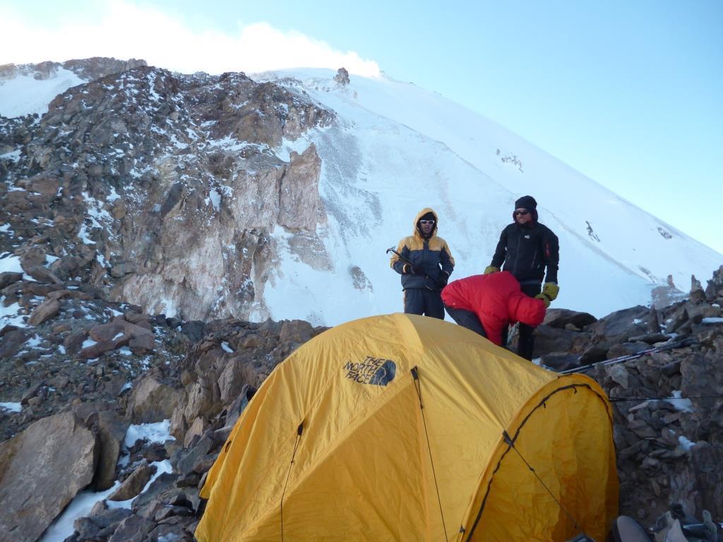 مسیر های صعود به قله دماوند