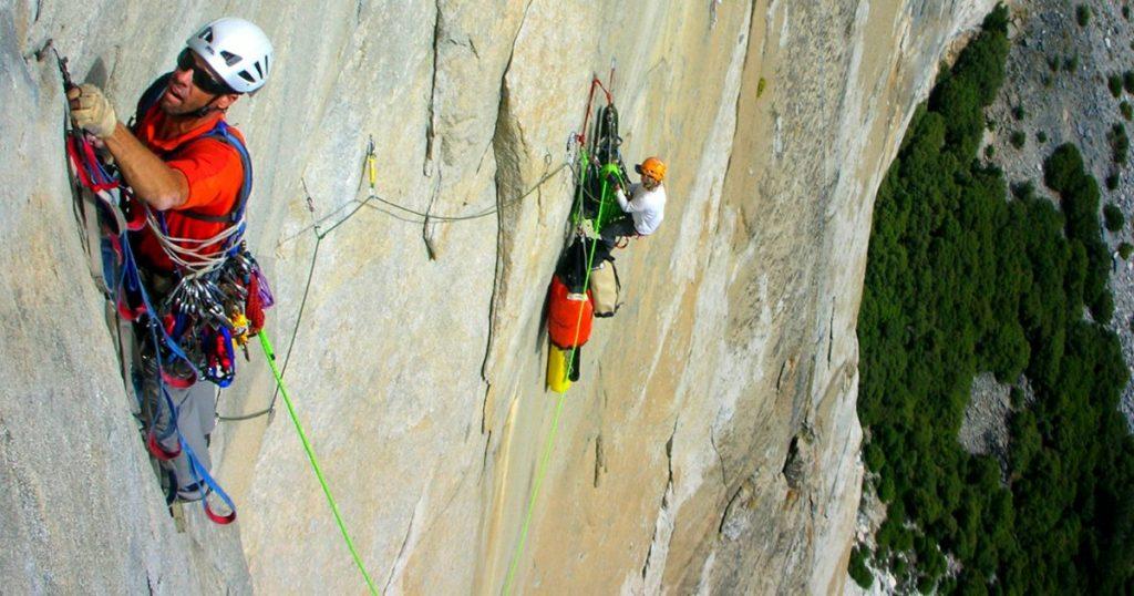 دیواره نوردی (انواع صعود)