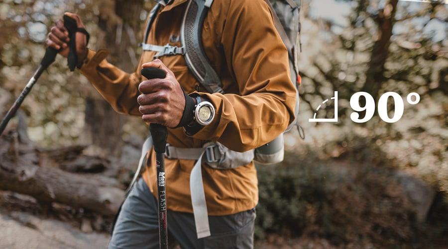 عصای کوهنوردی